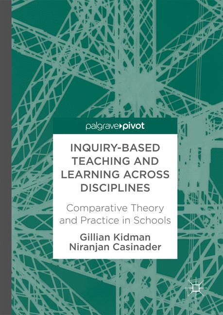 Cover of 'Inquiry-Based Teaching and Learning across Disciplines'
