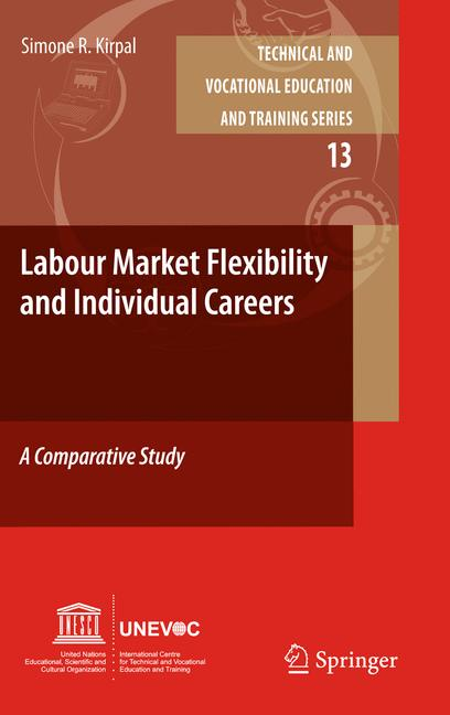 Cover of 'Labour-Market Flexibility and Individual Careers'