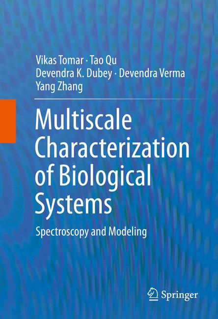 Cover of 'Multiscale Characterization of Biological Systems'