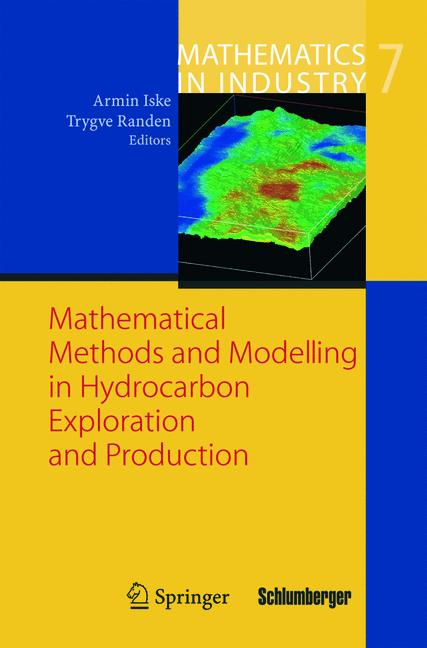 Cover of 'Mathematical Methods and Modelling in Hydrocarbon Exploration and Production'