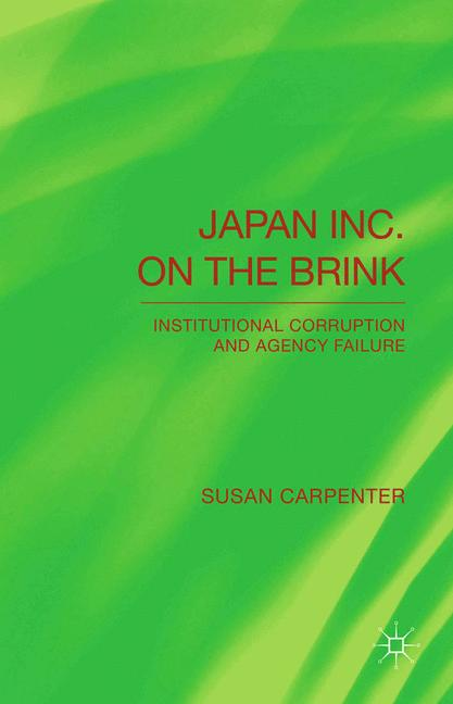 Cover of 'Japan Inc. on the Brink'