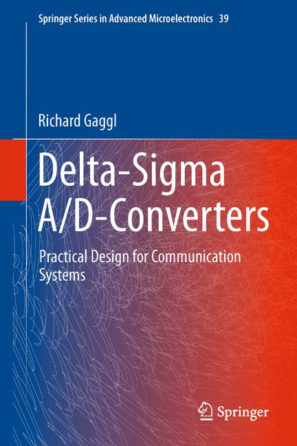 Cover of 'Delta-Sigma A/D-Converters'