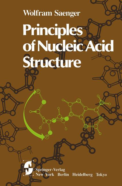 Cover of 'Principles of nucleic acid structure'