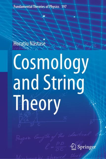 Cover of 'Cosmology and String Theory'