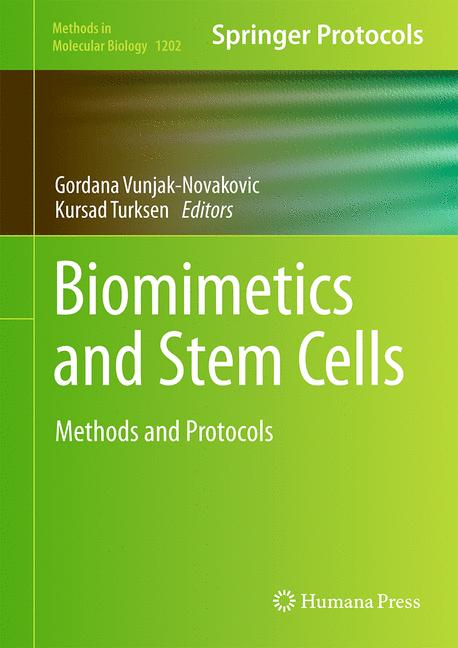 Cover of 'Biomimetics and Stem Cells'