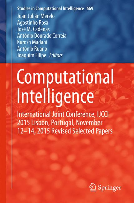 Cover of 'Computational Intelligence'