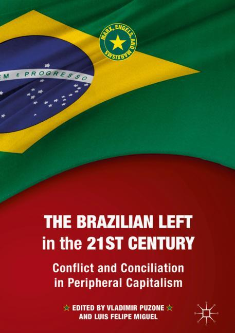 Cover of 'The Brazilian Left in the 21st Century'
