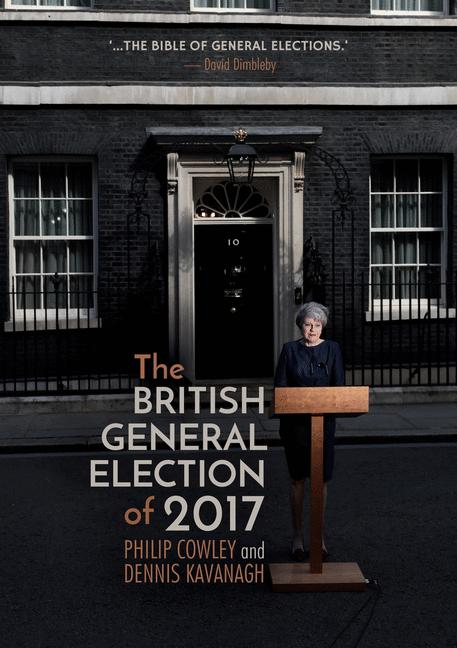 Cover of 'The British General Election of 2017'