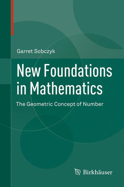 Cover of 'New Foundations in Mathematics'
