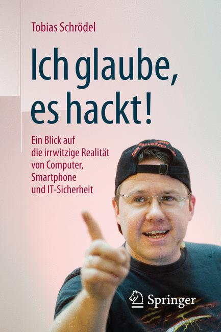 Cover of 'Ich glaube, es hackt!'