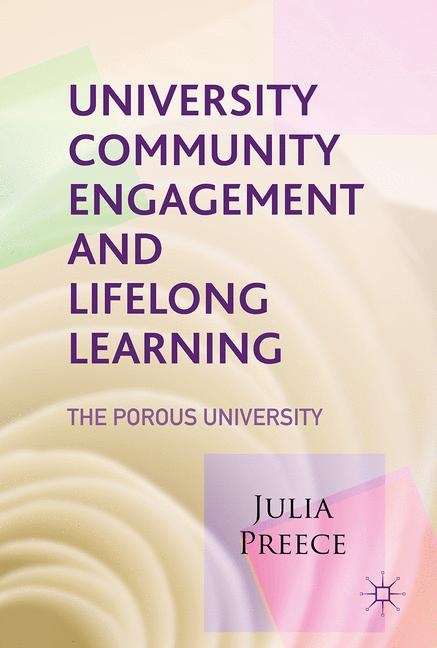 Cover of 'University Community Engagement and Lifelong Learning'