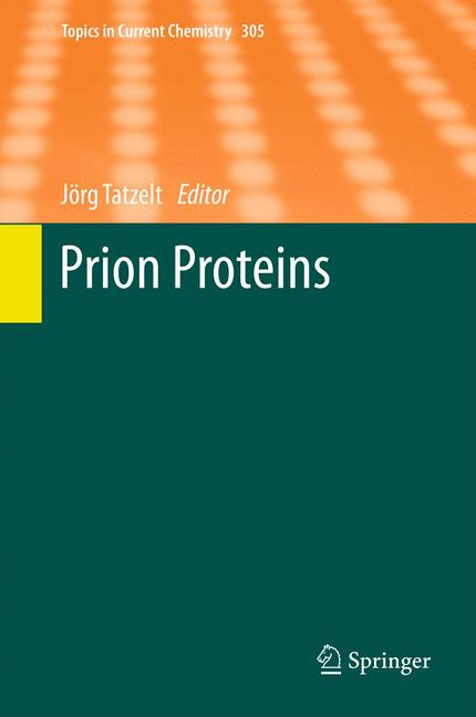 Cover of 'Prion Proteins'