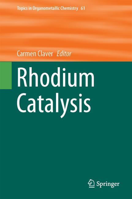 Cover of 'Rhodium Catalysis'