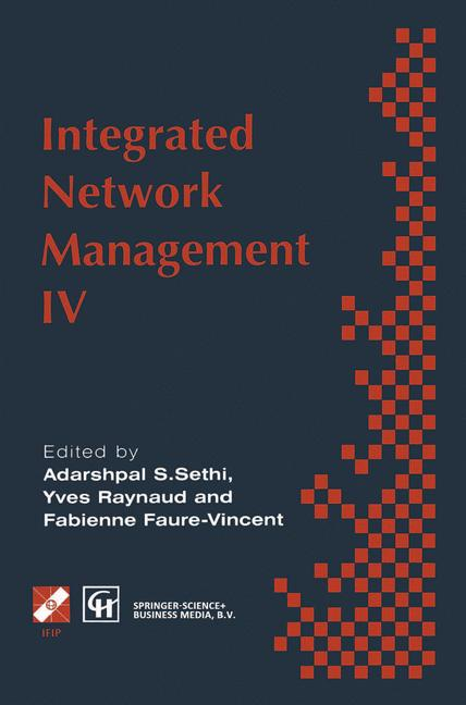 Cover of 'Integrated Network Management IV'