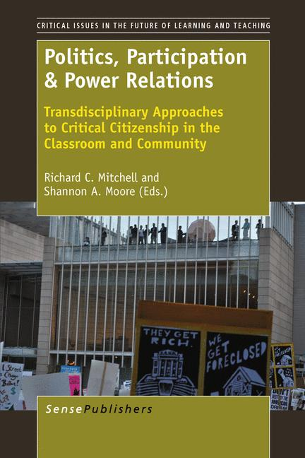 Cover of 'Politics, Participation & Power Relations'