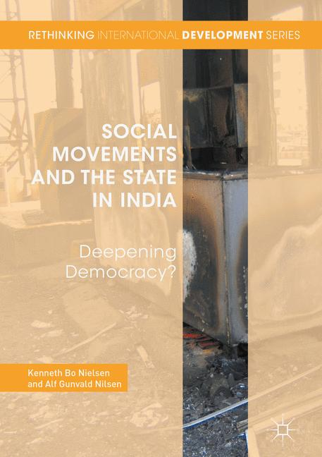 Cover of 'Social Movements and the State in India'