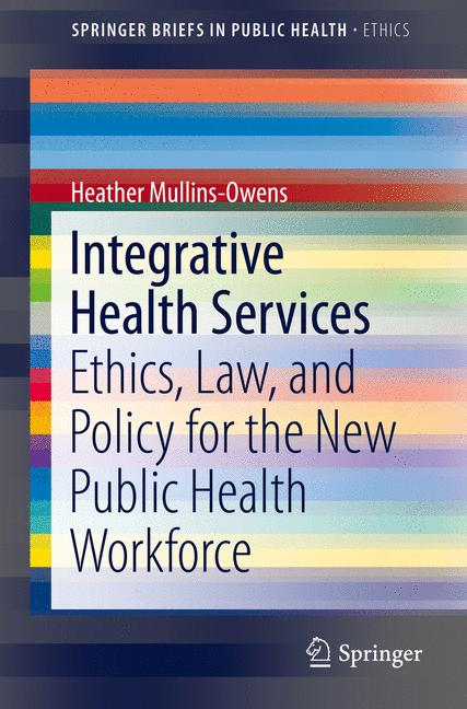 Cover of 'Integrative Health Services'