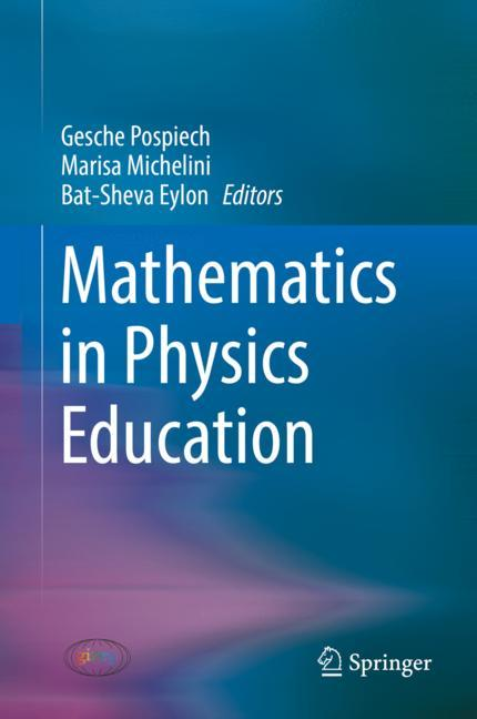 Cover of 'Mathematics in Physics Education'