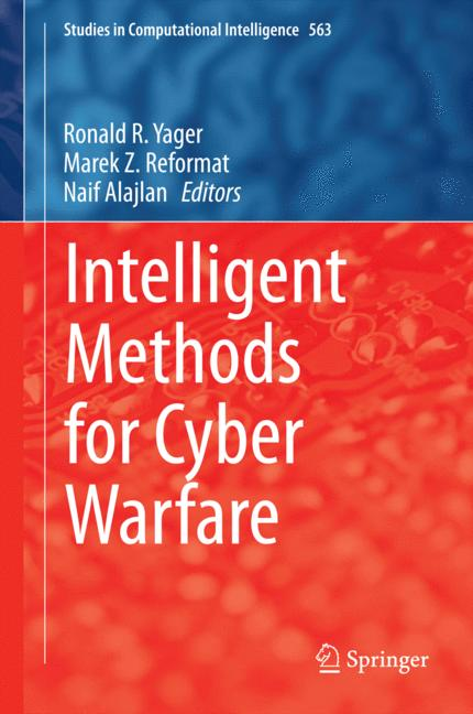 Cover of 'Intelligent Methods for Cyber Warfare'