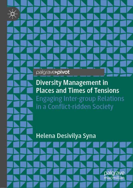 Cover of 'Diversity Management in Places and Times of Tensions'