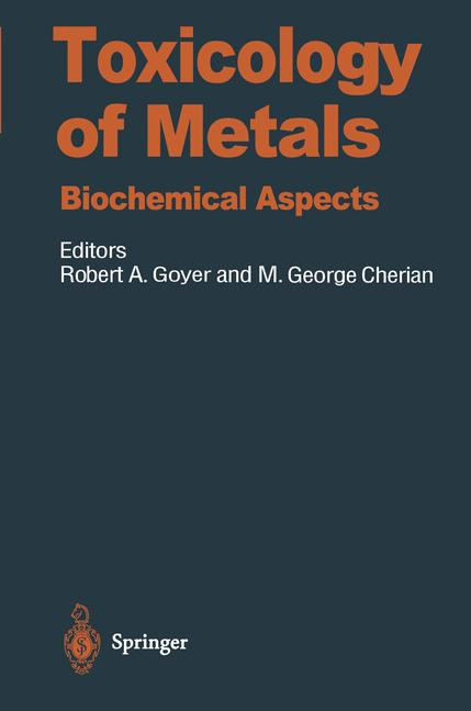 Cover of 'Toxicology of Metals'