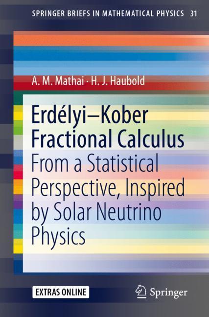 Cover of 'Erdélyi–Kober Fractional Calculus'