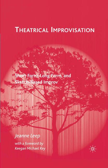 Cover of 'Theatrical Improvisation'