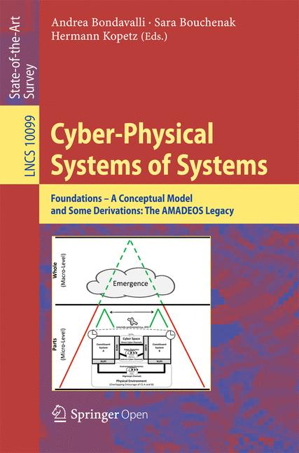 Cover of 'Cyber-Physical Systems of Systems'