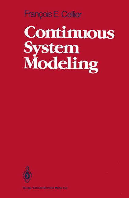 Cover of 'Continuous System Modeling'