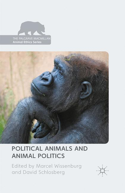 Cover of 'Political Animals and Animal Politics'