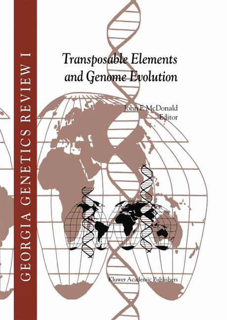 Cover of 'Transposable Elements and Genome Evolution'