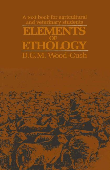 Cover of 'Elements of Ethology'