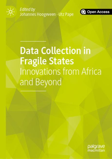 Cover of 'Data Collection in Fragile States'