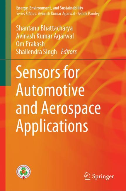 Cover of 'Sensors for Automotive and Aerospace Applications'