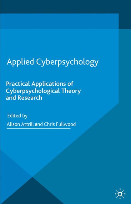 Cover of 'Applied Cyberpsychology'