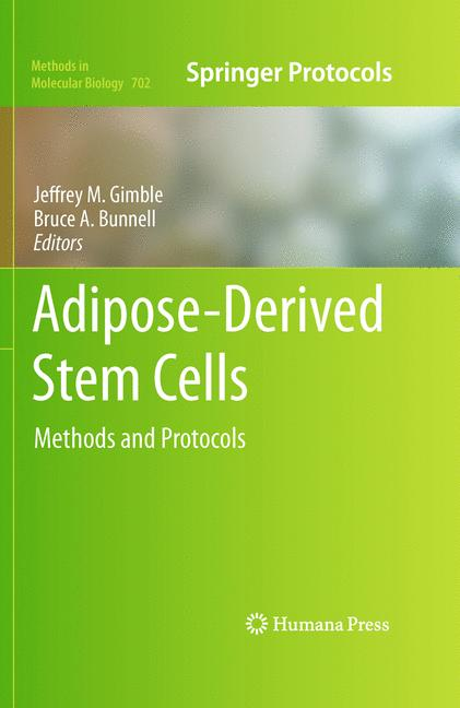 Cover of 'Adipose-Derived Stem Cells'