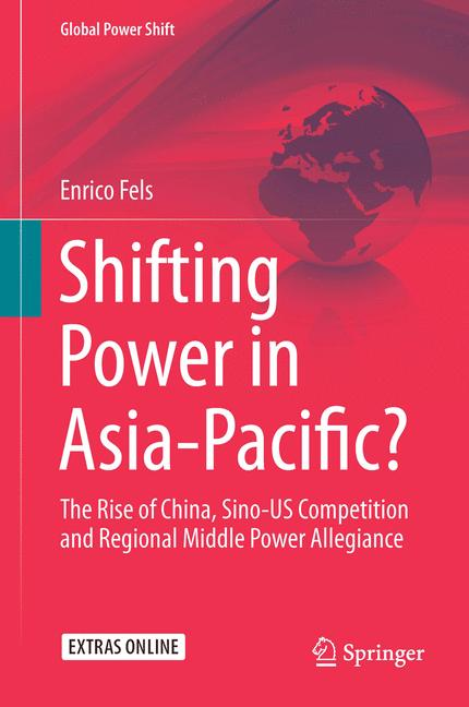 Cover of 'Shifting Power in Asia-Pacific?'