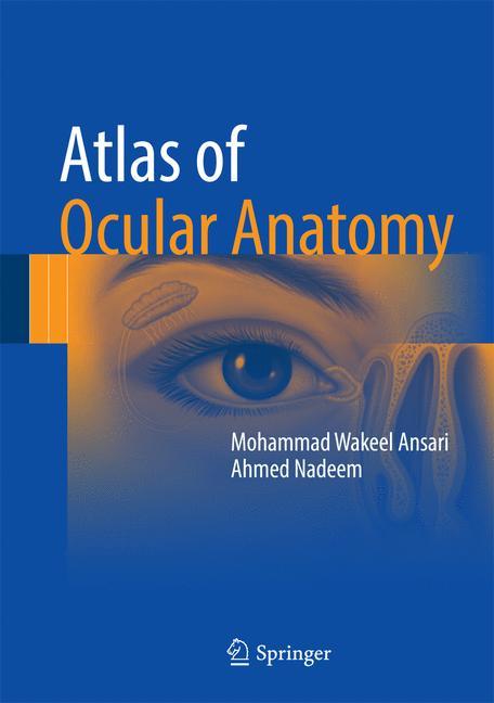 Cover of 'Atlas of Ocular Anatomy'