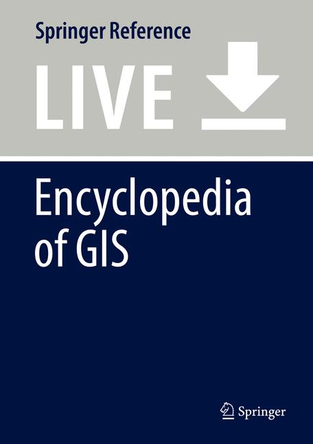 Cover of 'Encyclopedia of GIS'
