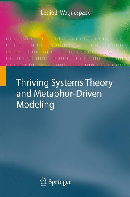 Cover of 'Thriving Systems Theory and Metaphor-Driven Modeling'