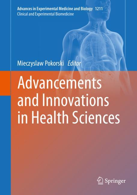 Cover of 'Advancements and Innovations in Health Sciences'