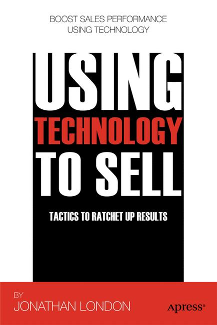 Cover of 'Using Technology to Sell'