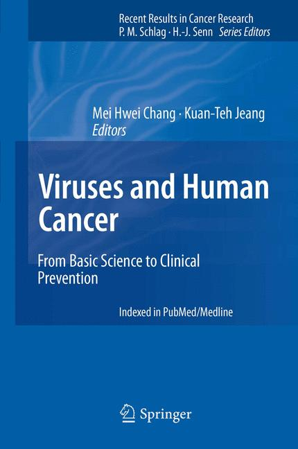 Cover of 'Viruses and Human Cancer'
