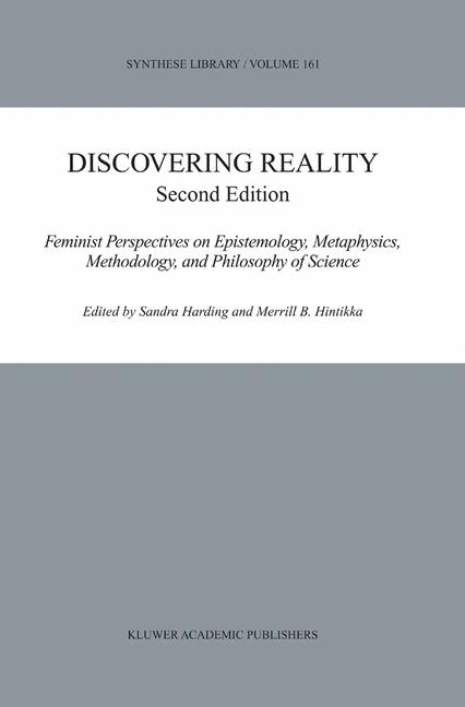 Cover of 'Discovering Reality'