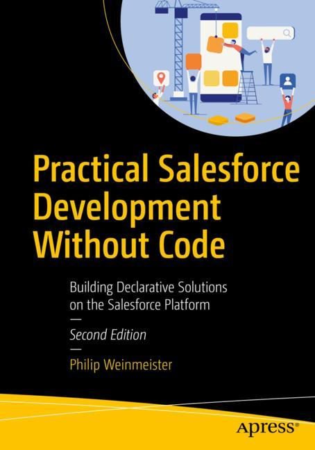 Cover of 'Practical Salesforce Development Without Code'