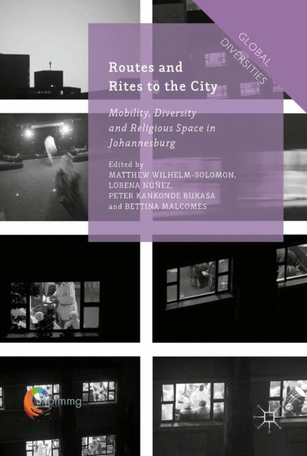 Cover of 'Routes and Rites to the City'