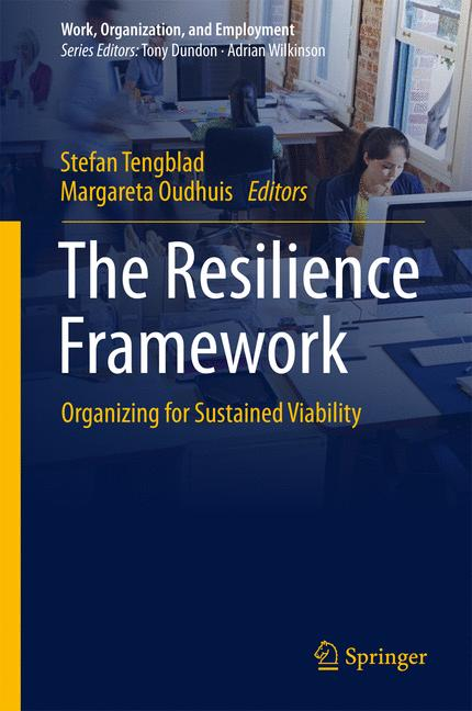 Cover of 'The Resilience Framework'