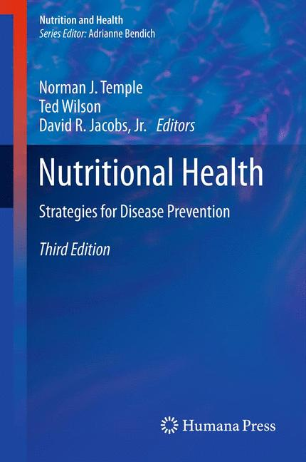 Cover of 'Nutritional Health'