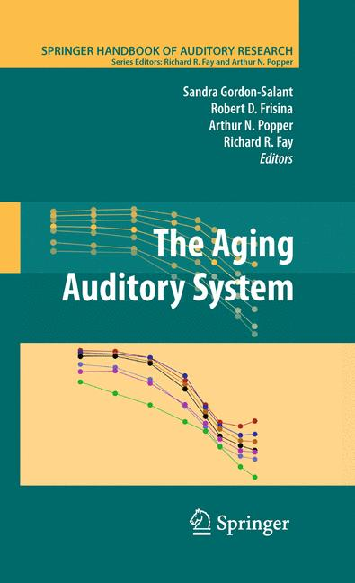 Cover of 'The Aging Auditory System'