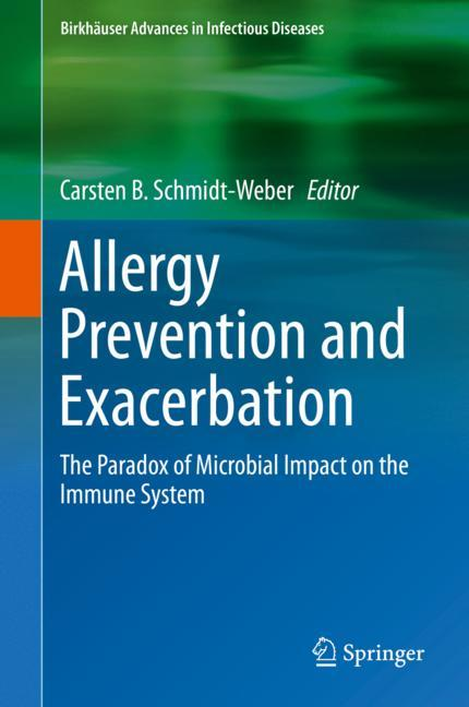 Cover of 'Allergy Prevention and Exacerbation'